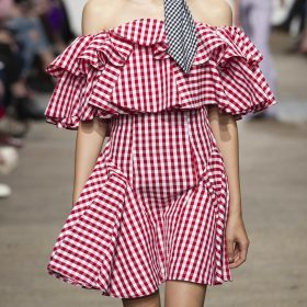 Trend to watch: ruffles
