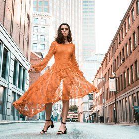 Women's Asymmetrical Dresses