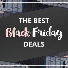 Shop the best Black Friday deals for fashion!