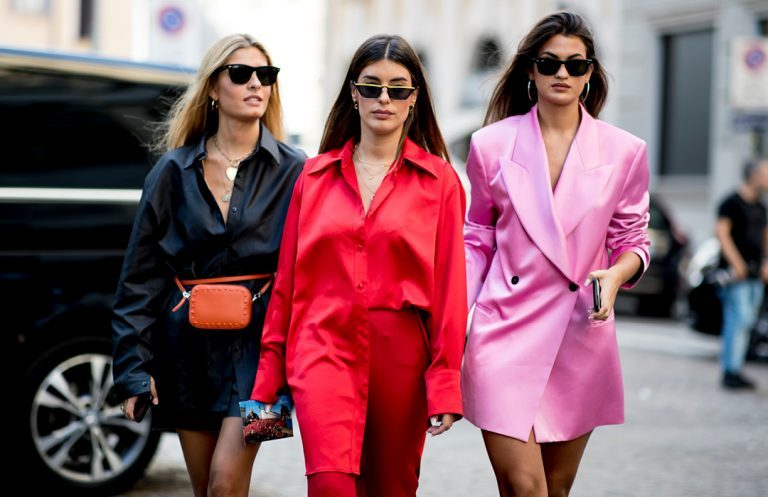 5 x How To Style Silk Clothing