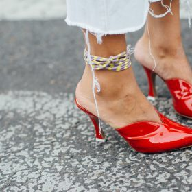 Anklets are in and we have all the style secrets