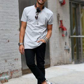 Men's Short Sleeved T-Shirts