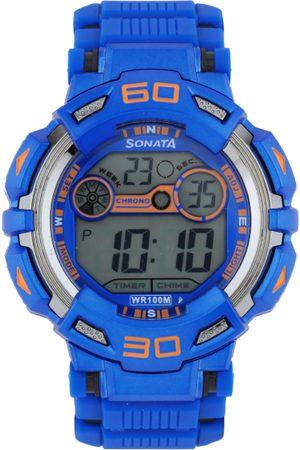 Sonata Men Ocean series II Digital Watch 77009PP04J