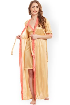 dedf1ece16fd Gold Clothes Nightwear for Women, compare prices and buy online