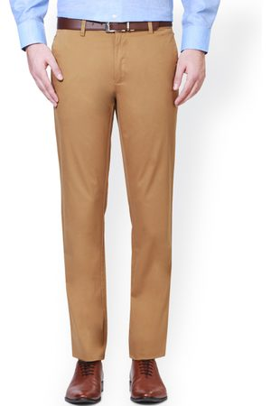Van Heusen Men Formal Trousers - Slim Fit Formal Trousers