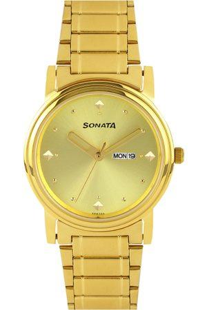 Sonata Men -Toned Dial Watch NC1141YM13