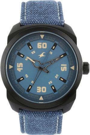 Fastrack Men Dial Watch 9463AL07