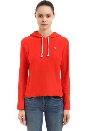 Champion Women Sweatshirts - LOGO RECYCLED FRENCH TERRY SWEATSHIRT