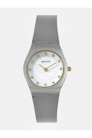 Women Watches - Alice Temperley Women Pearly Analogue Watch 11923-004