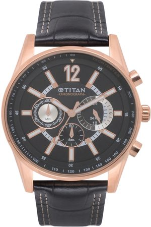 Titan Men Analogue Chronograph Watch NK9322WL02