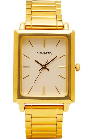 Sonata Men Analogue Watch NK7078YM01