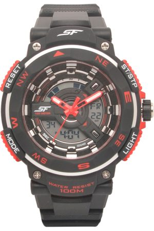 Sonata Men Digital Watch 77071PP01