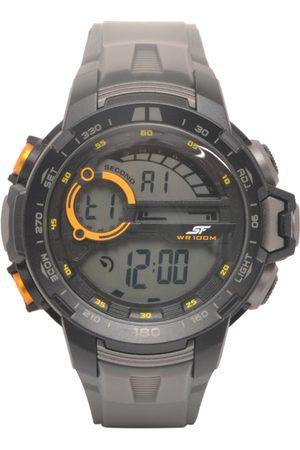 Sonata Men Grey Analogue Watch 77074PP02
