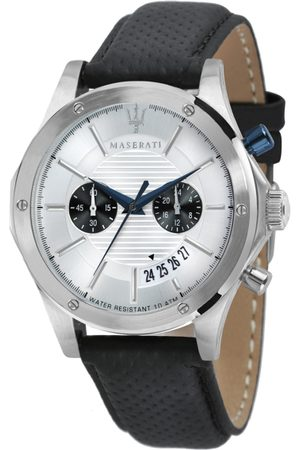 Maserati Men -Toned Analogue Watch