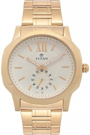 Titan Men -Coloured Analogue Watch NK1721YM01