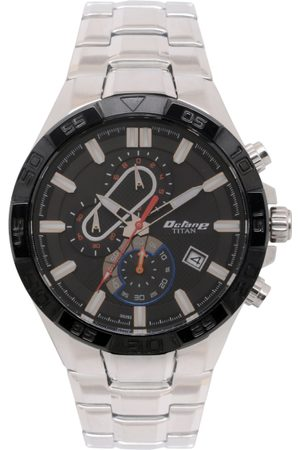 Titan Men Analogue Watch 90079KM03E