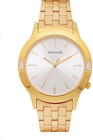 Sonata Men Analogue Watch NK7111YM01