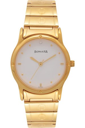 Sonata Men Analogue Watch NK7023YM01