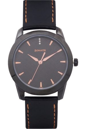 Sonata Men Analogue Watch NK7924NL01