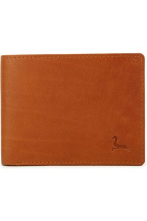Pacific Men Solid Two Fold Leather Wallet