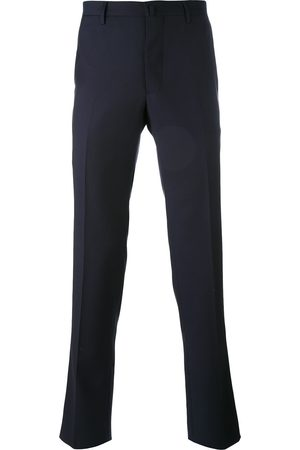 AIEZEN Front crease trousers