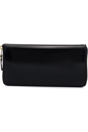 Comme des Garçons Wallets - Zip wallet with mirrored lining