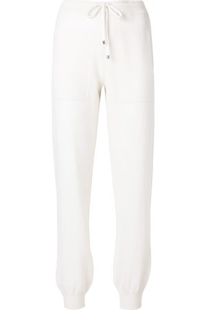 Barrie Romantic Timeless cashmere jogging trousers