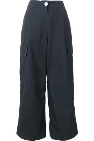 WALK OF SHAME Women Trousers - Blue