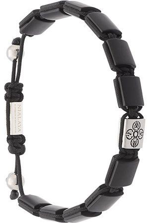 Nialaya Men Bracelets - Dorje bead bracelet