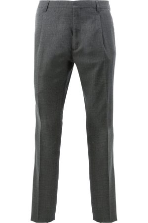 DELADA Straight-leg tailored trousers