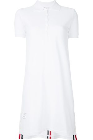 Thom Browne A-line polo dress