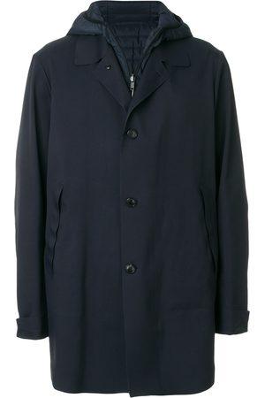 LISKA Single breasted jacket with padded vest piece