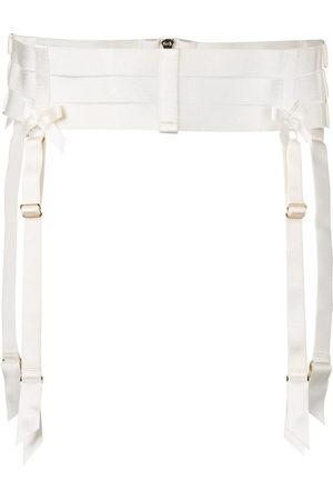 BORDELLE Strap suspender belt