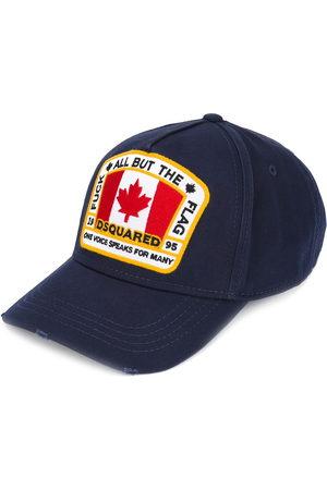 Dsquared2 Men Hats - Canadian flag baseball cap
