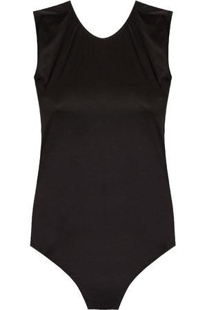 Brigitte Open back bodysuit