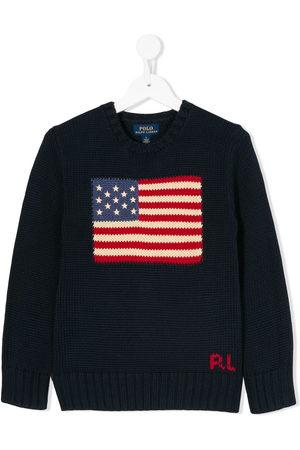 Ralph Lauren USA flag jumper