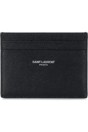 Saint Laurent Logo cardholder