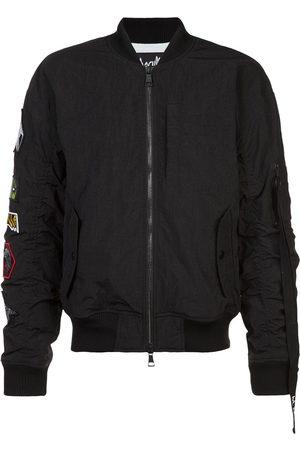 HACULLA Pray For Revolution bomber jacket