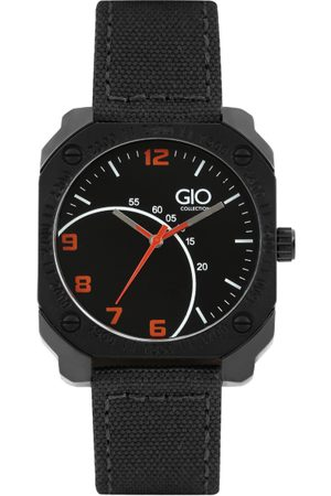 GIO COLLECTION Men Black Dial Watch G1001-03