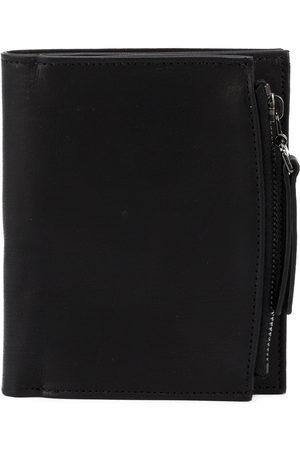 Maison Margiela Men Wallets - Zip compartment billfold wallet