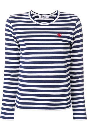 Comme des Garçons Striped T-shirt