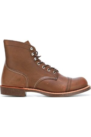 Red Wing Lace-up boots