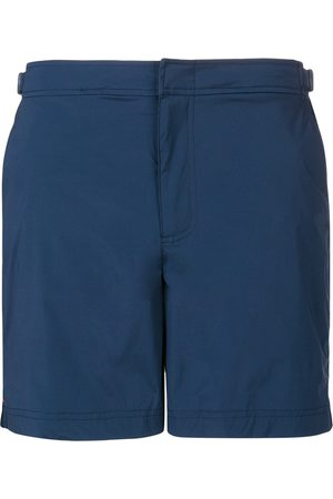 Orlebar Brown Side buckle swim shorts