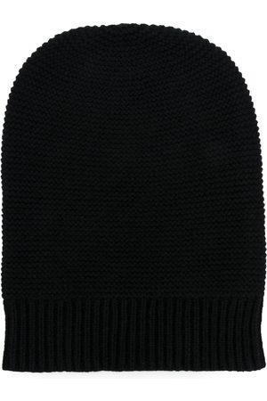N.PEAL Men Beanies - Knitted beanie