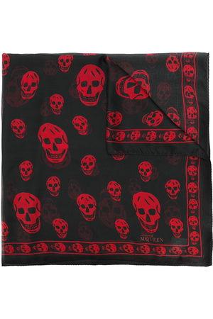 Alexander McQueen Men Scarves - Skull scarf