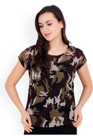Cation Women Multicoloured Printed Top