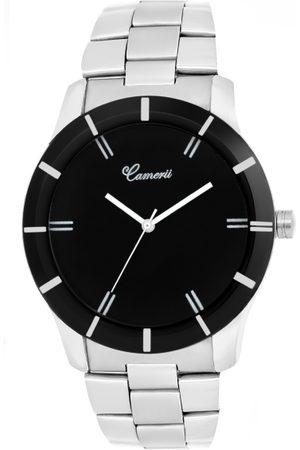 Camerii Men Black Dial Watch WM155
