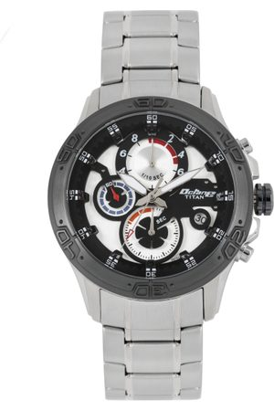 Château Roubine Octane Men -Toned Dial Chronograph Watch 90047KM01J