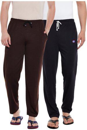 VIMAL JONNEY Men Pack Of 2 Track Pants D1B_D6BR_002
