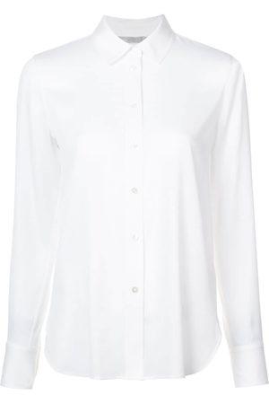 Vince Women Long Sleeve - Classic collar shirt
